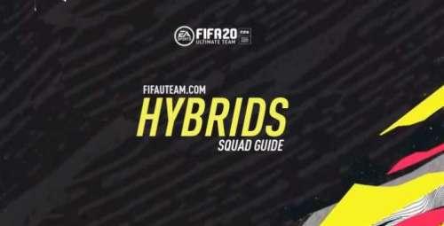 FIFA 20 Hybrid Squads Guide