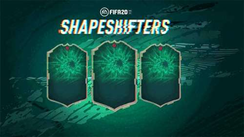 FIFA 20 Shapeshifter Event Guide and Offers List