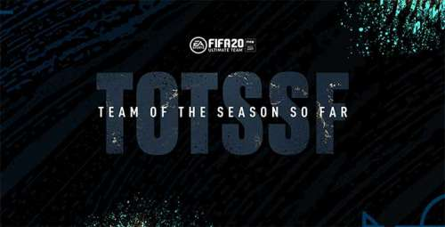 FIFA 20 ROW Team of the Season