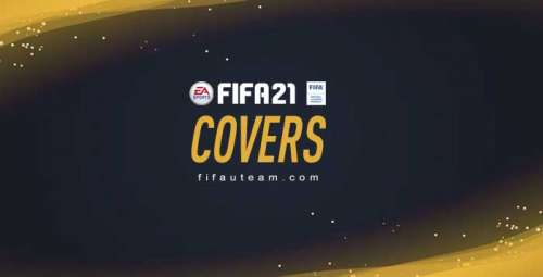 FIFA 21 Covers – Concept and Official FIFA Covers