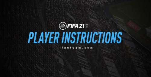 FIFA 21 Player Instructions Complete Guide
