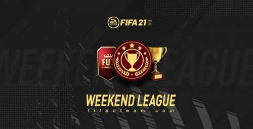 FIFA 21 Weekend League Calendar