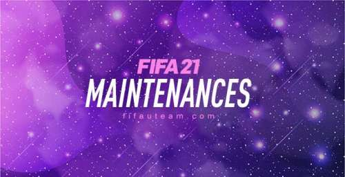 FIFA 21 Maintenance Times – Complete and Updated List