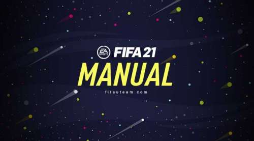 FIFA 21 Manual – Digital Game Manual Instructions