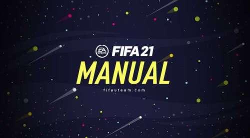 FIFA 21 Manual – Digital Game Manual Instructions