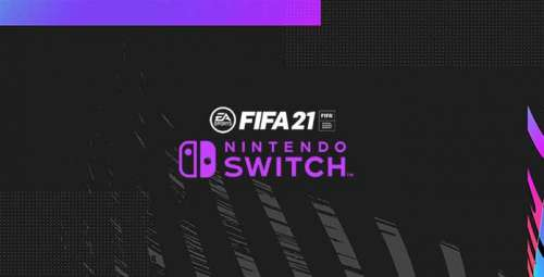 FIFA 21 Nintendo Switch Legacy Edition