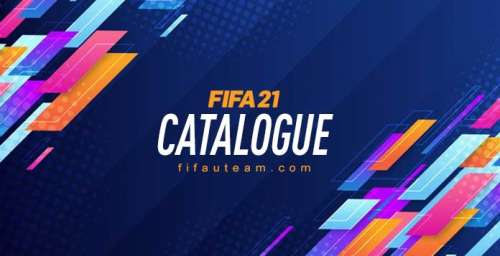EA SPORTS Football Catalogue was Removed From FIFA 21