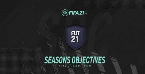 Seasons – List of FIFA 21 Season Objectives, XP and Rewards