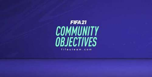 FIFA 21 Community Events – Objectives, Levels and Rewards List