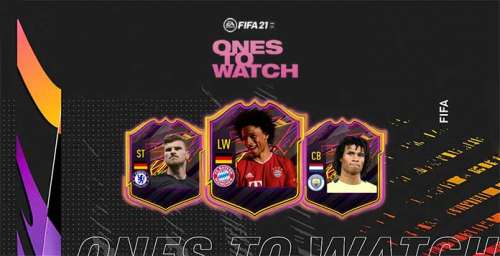 FIFA 21 Ones to Watch Promo Event – OTW Players and Offers List