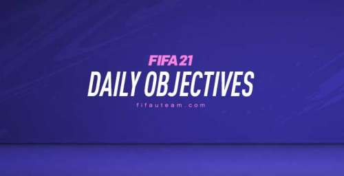 FIFA 21 Daily Objectives List and Rewards