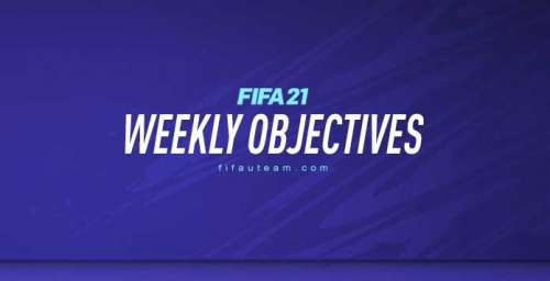 FIFA 21 Weekly Objectives – Basic and Advanced Objectives List