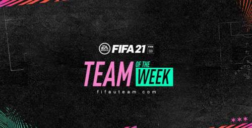 FIFA 21 TOTW – Predictions and Official Team of the Week List