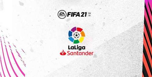 FIFA 21 La Liga Player of the Month (POTM)