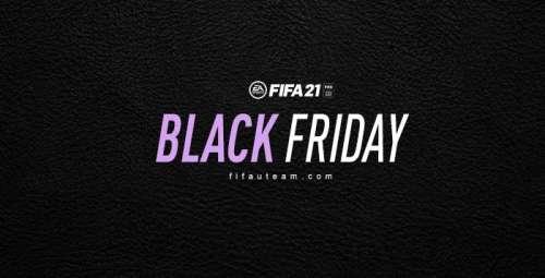 FIFA 21 Black Friday Promo Event –  Hourly Promo Packs & Flash SBCs