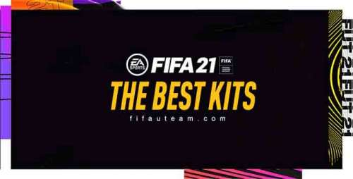 FIFA 21 Kits – The Best Kits for FIFA 21 Ultimate Team