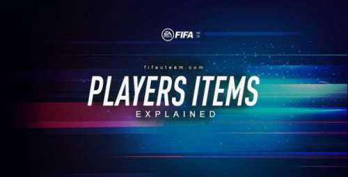 FUT 21 Player Items Explained