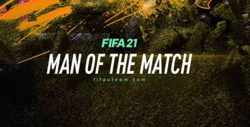 FIFA 21 Man of the Match Cards List