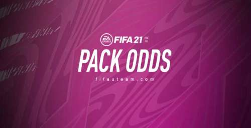 FIFA 21 Pack Odds Guide – Pack Probability in FUT