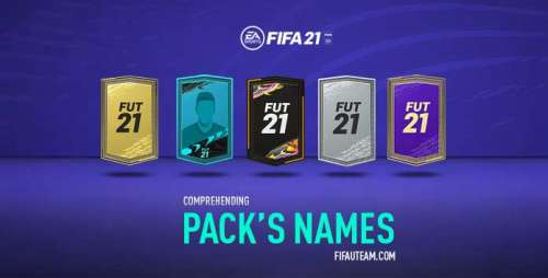 Comprehending FIFA 21 Pack Names