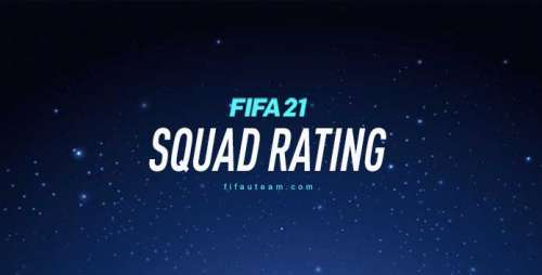 FIFA 21 Squad Rating Guide – Team Rating Overall