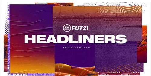FIFA 21 Headliners Promo Event – Themed Players and Offers List