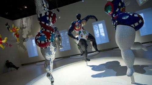 Nikide SaintPhalle : l'art mis au service du combat féministe et social