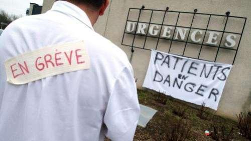 Hôpital public : nouvelle journée de mobilisation du personnel soignant