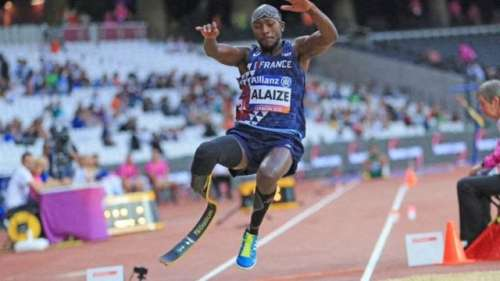 Nice : l'athlète handisport Jean-Baptiste Alaize accuse un agent de sécurité de l'aéroport de l'avoir