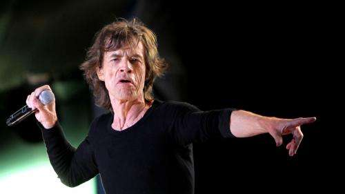 Rock : Mick Jagger, seigneur britannique et leader des Rolling Stones