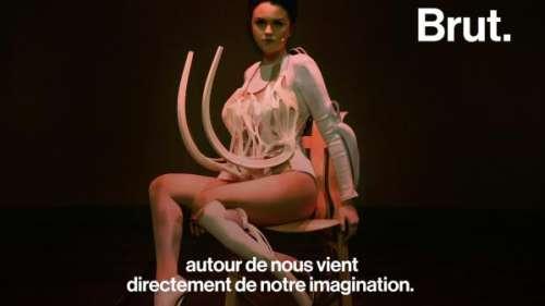 VIDEO. Amputée d'une jambe, Viktoria Modesta fait le show au Crazy Horse