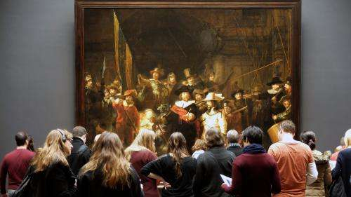 Rembrandt : renaissance de