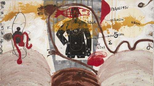 Ouattara Watts, ami de Basquiat, envoûte Limoges avec l'exposition