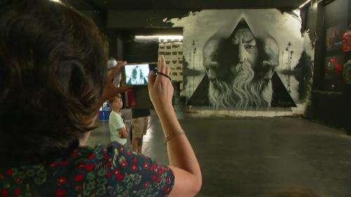 Zoo Art Show, l'art urbain s'installe le temps d'un été dans un quartier chic de Lyon