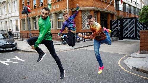 Les talents de la danse contemporaine française s'invitent au Royaume-Uni