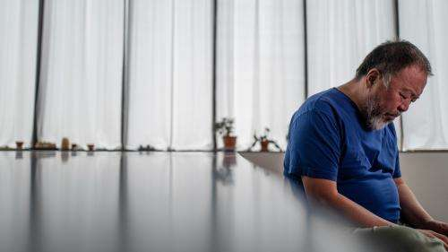 L'artiste et dissident chinois Ai Weiwei redoute un nouveau Tiananmen à Hong Kong