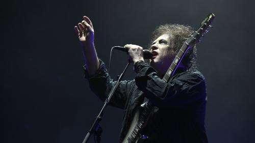 Regardez le concert inoubliable de The Cure à Rock en Seine en replay