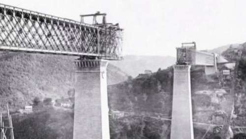 Patrimoine : le viaduc des Fades, un géant de pierre et de fer