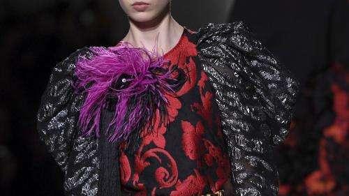 Le retour très discret de Christian Lacroix sur les podiums de la Paris Fashion Week