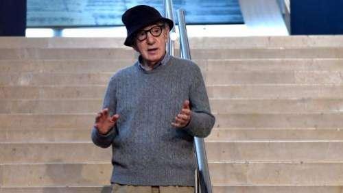 Woody Allen retire sa plainte contre Amazon, qui avait annulé la sortie de son dernier film