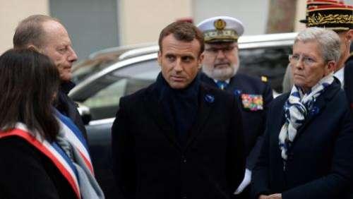 EN DIRECT. Commémorations du 11-Novembre : Emmanuel Macron inaugure un monument dédié aux soldats morts au combat en opération extérieure