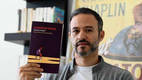 Feurat Alani lauréat Prix du Livre Albert-Londres pour
