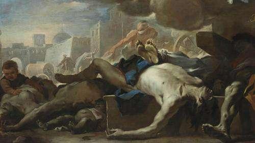 Luca Giordano au Petit Palais : une rétrospective exceptionnelle d'un grand peintre baroque napolitain