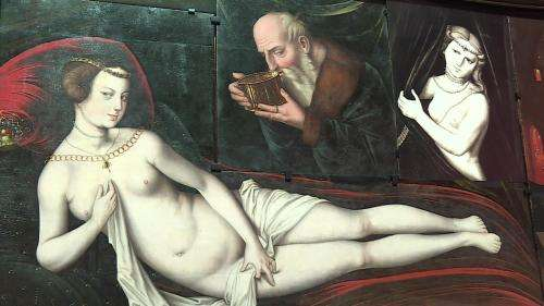 Rétrospective Baldung Grien à Karlsruhe : l'érotisme sacré d'un peintre de la Renaissance