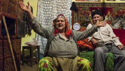 75 ans après le génocide des Roms par les nazis, d'émouvants témoignages de survivants au Mémorial de Rivesaltes
