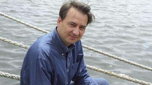 Jean-Luc Coatalem lauréat du prix Jean Giono avec son roman