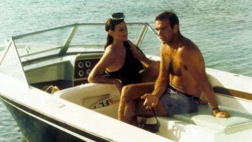 Claudine Auger, première James Bond girl française en 1965, est morte à 78 ans
