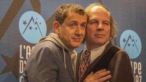 Festival du film de comédie de l'Alpe d'Huez 2020 : Dany Boon et Philippe Katerine ouvrent le bal avec