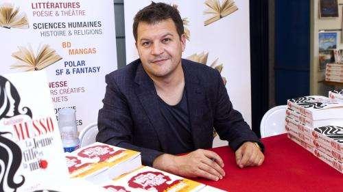 Guillaume Musso romancier préféré des Français pour la 9e fois consécutive