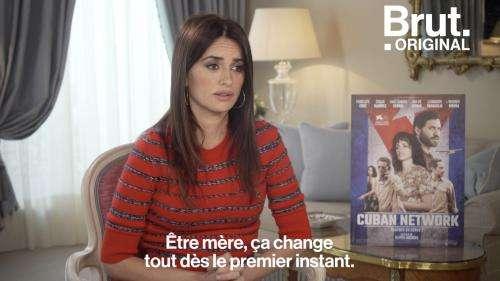 VIDEO. Sa rencontre avec Pedro Almodóvar, devenir mère… Penélope Cruz raconte les moments qui ont changé sa vie